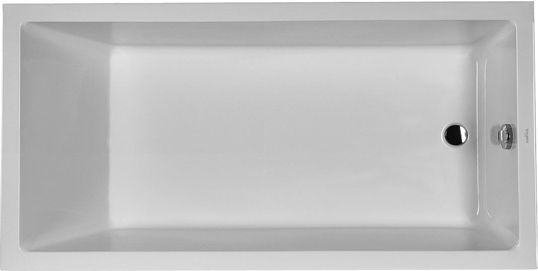Vasche Da Bagno Incasso Duravit : Vasca da bagno duravit starck vasca ad incasso amazon