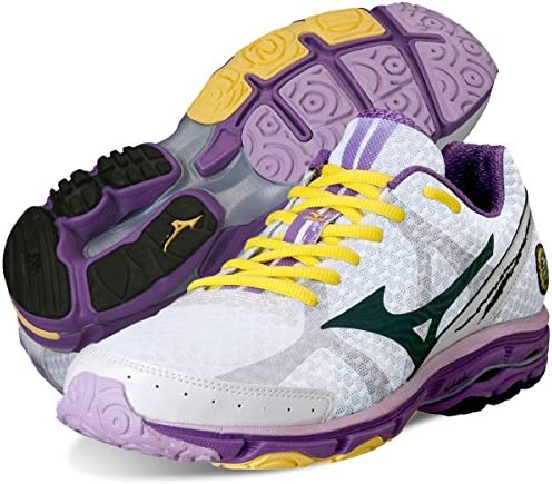 Mizuno Wave Rider 17 Womens Zapatillas para Correr - 35: Amazon.es: Zapatos y complementos
