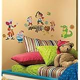 Amazon.com: Jake & the Neverland Pirates - Kids\' Furniture, Décor ...