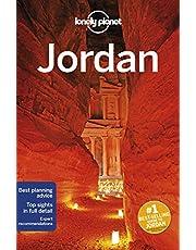 Lonely Planet Jordan 10 10th Ed.: 10th Edition