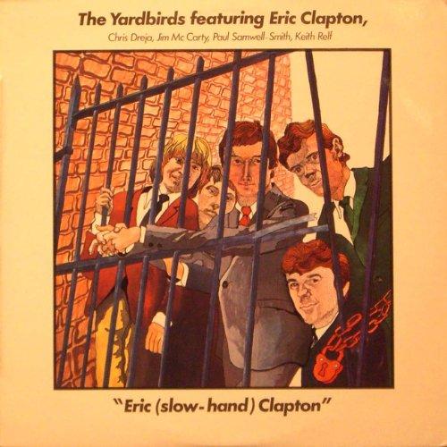 The Yardbirds Featuring Eric C...