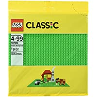LEGO Classic Green Baseplate Supplement (Green)