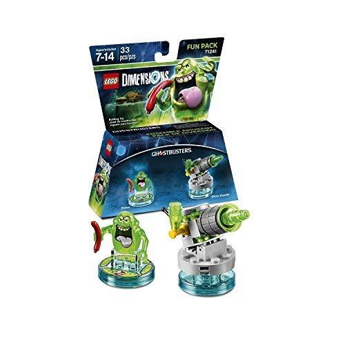 Paquete de juguetes de construcción Lego Dimensions (Ghostbusters Slimer 71241)