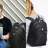 Aoking Men Large Lightweight Backpack Laptop 15.6