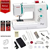 janome 500 sewing machine - Janome Sewist 500 Sewing Machine w/3- Piece Bonus Kit