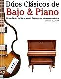 Dúos Clásicos de Bajo and Piano, Javier Marcó, 1478275332
