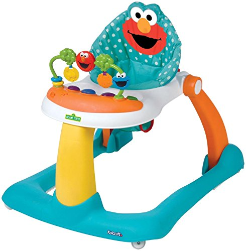 Sesame Street Baby Gear (Sesame Street Elmo Walker, Sesame Street Elmo)