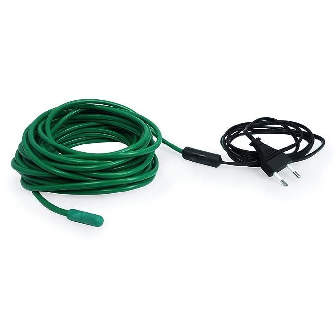 Cable Calentador Térmico Neptune para Terrario / Cultivo - 10m (60W)