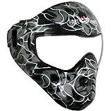 Save Phace 2000896 Black Mamba Simply Sick Sports Utility Mask