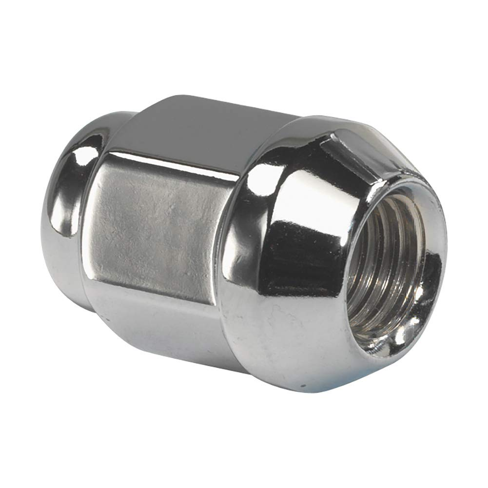 Length 35mm//19mm Head TPI 401445HT Wheel Nut M12x1.50-Conical Silver
