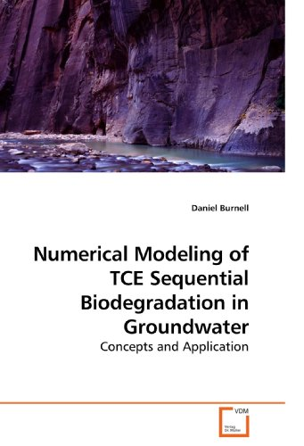 Numerical Modeling of TCE Sequential Biodegradation in Groundwater: Concepts and Application