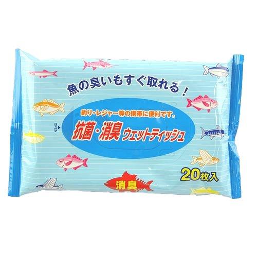TAISEIYAKUHINKOUGYOU(タイセイヤクヒンコウギョウ) 抗菌消臭ウェットティッシュの商品画像