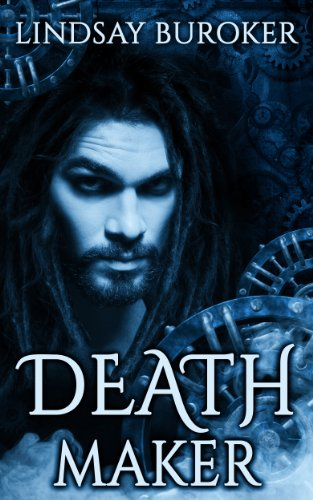 Deathmaker (Dragon Blood Book 2) by [Buroker, Lindsay]