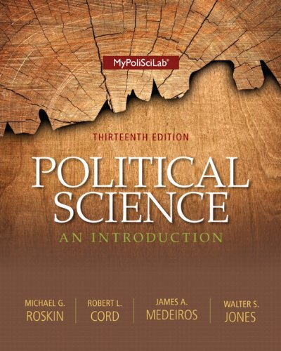 NEW MyPoliSciLab without Pearson eText -- Standalone Access Card -- for Political Science: An Introduction (13th Edition)