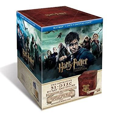 Harry Potter WizardS Collection - Edición Limitada Blu-ray ...