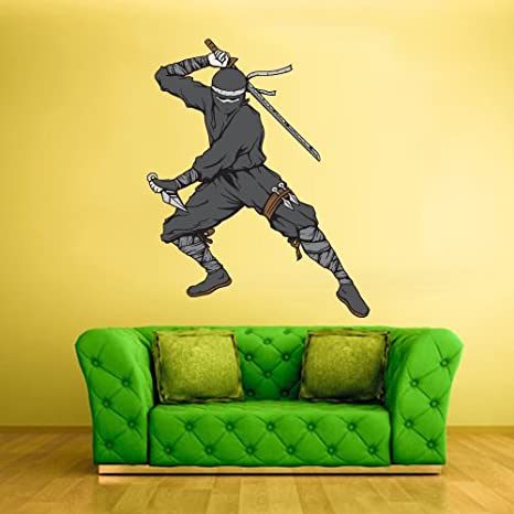 Amazon.com: Full Color calcomanía decorativo para pared ...