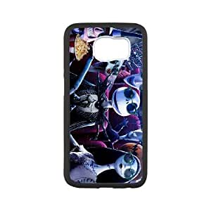 Samsung Galaxy S6 Phone Cases White The Nightmare Before Christmas FYD732281