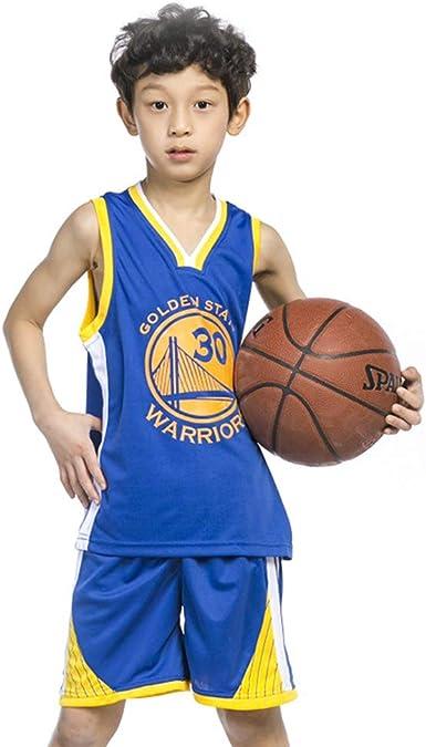 Golden State Warriors Stephen Curry # 30 Jersey - Niños Niños ...