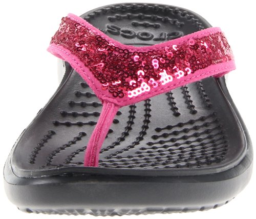 c950932de40d Crocs Women s Capri Sequin Flip-Flop - Import It All