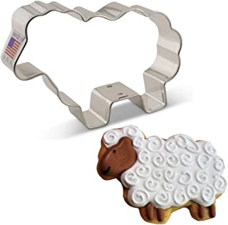 product image for Ann Clark Cookie Cutters Sheep/Lamb Cookie Cutter, 3.5""