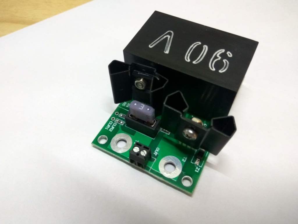 0-40V 10A DC SSR Solid State Relay Optically Isolated