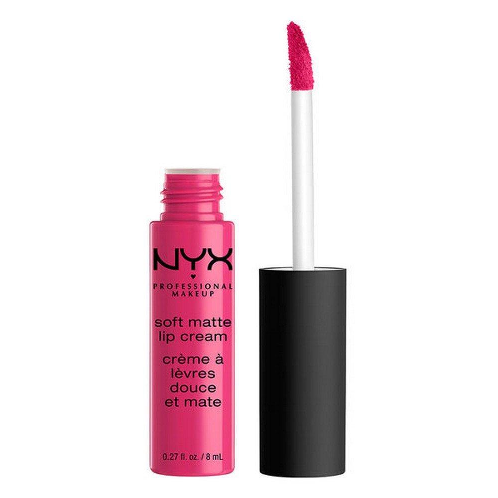 NYX Professional Makeup Soft Matte Lip Cream, Paris B01BJ6XCQC
