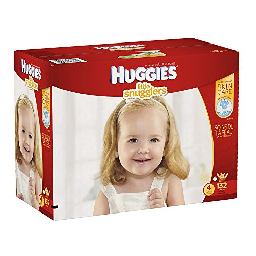 Huggies Little Snugglers Size 4