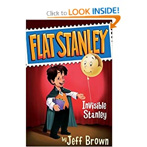 Invisible Stanley (Flat Stanley) Jeff Brown and Macky Pamintuan