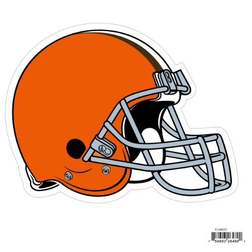- Siskiyou NFL Cleveland Browns Automotive Magnet, 8-Inch