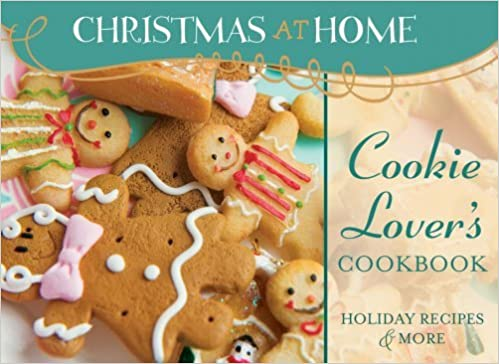 COOKIE-LOVER'S COOKBOOK (Christmas at Home (Barbour)) by MariLee Parrish (2008-09-01)