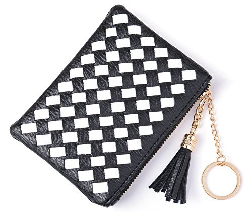 MUUHOO Coin Purse for Women Card Cash with