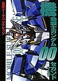 Mobile Suit Gundam 00 Second Season (DENGEKI HOBBY BOOKS-shock data collection) (2009) ISBN: 4048683136 [Japanese Import]