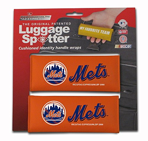 mets-luggage-spotter-suitcase-handle-wrap-bag-tag-locator-with-id-pocket-2-pack-closeout-only-a-few-