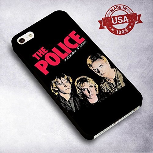 Precious The Police Outlandos d'Amour pour Coque Iphone 6 or 6s Case G8M0TG