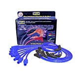 Taylor Cable 74676 Spiro-Pro Blue Spark Plug Wire Set