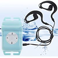 Walsoon WS531 Waterproof Underwater 4GB MP3 Music Player+FM Radio for Swimming