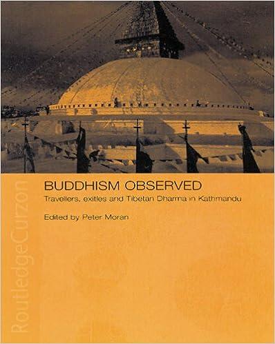 Moran Observed cover art