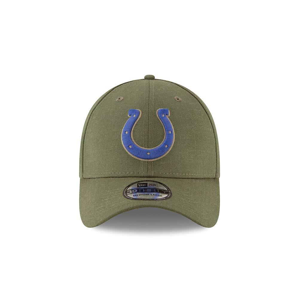 New Era Mens NFL 2018 Salute to Service 39Thirty Flex Fit Hat
