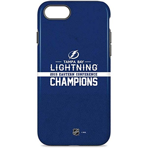 NHL Tampa Bay Lightning iPhone 7 Pro Case - Tampa Bay Lightning 2015 Eastern Conference Champions Pro Case For Your iPhone 7 by Skinit