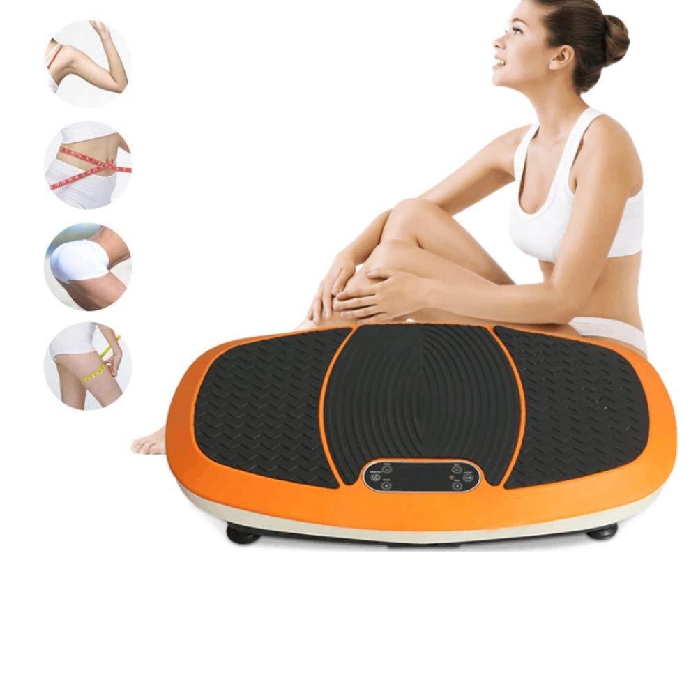 Vibration Platform Machines 3D Fitness Full Body Vibration Platform Machine Standing Smart 200w Huge Non-Slip Surface