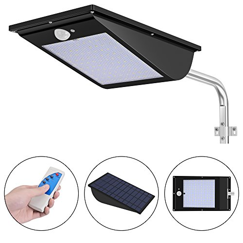 Solar Panel External Lights