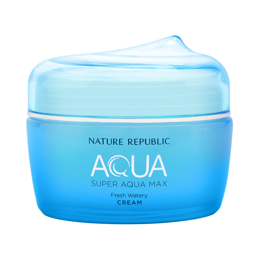 [NATURE REPUBLIC] Super Aqua Max Fresh Watery Cream (80ml)에 대한 이미지 검색결과