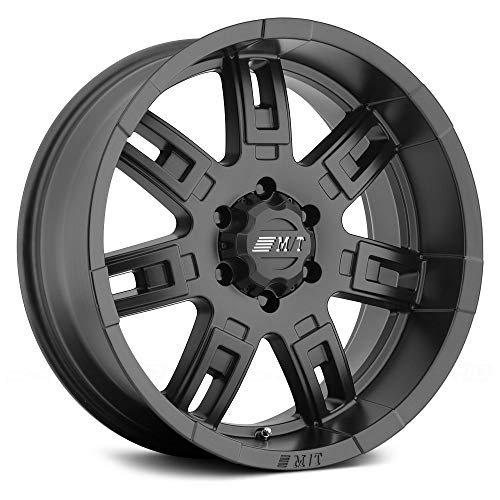 Mickey Thompson Sidebiter II Wheel with Satin Black Finish (15x8