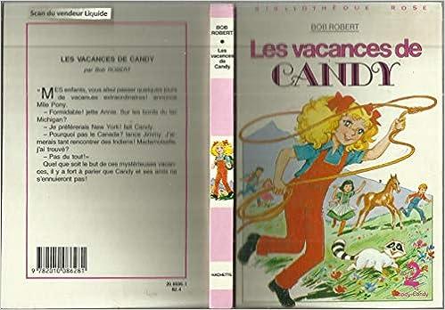 Amazon Fr Les Vacances De Candy Collection