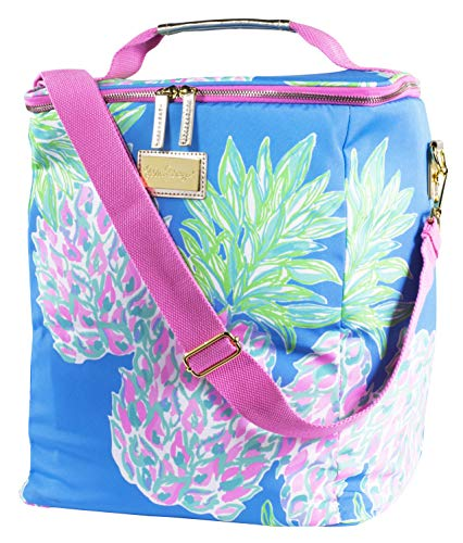 Lilly Pulitzer Wine Carrier Swizzle In One Size