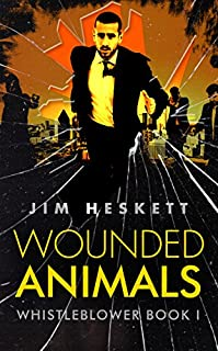 Wounded Animals by Jim Heskett ebook deal