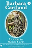 A Ghost in Monte Carlo by Barbara Cartland front cover