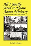 All I Really Need to Know about Ministry, Harley Dickson, 1432751069