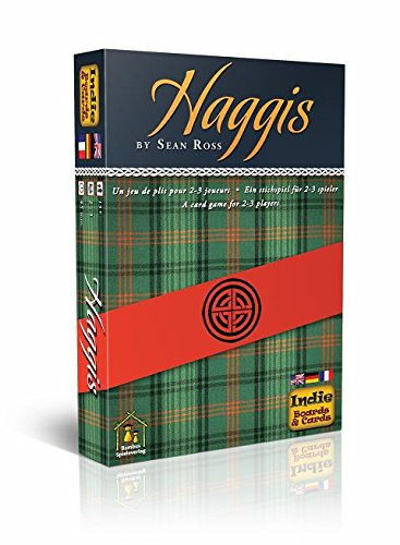 (Card Games Indie Boards & Cards Haggis (2nd Edition))