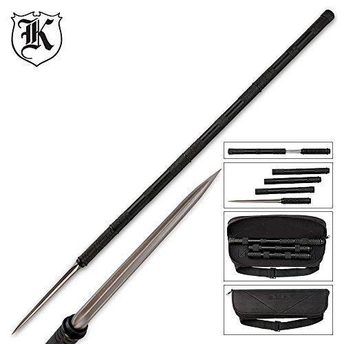 B.M.F. Tri-Edged Heavy Spear